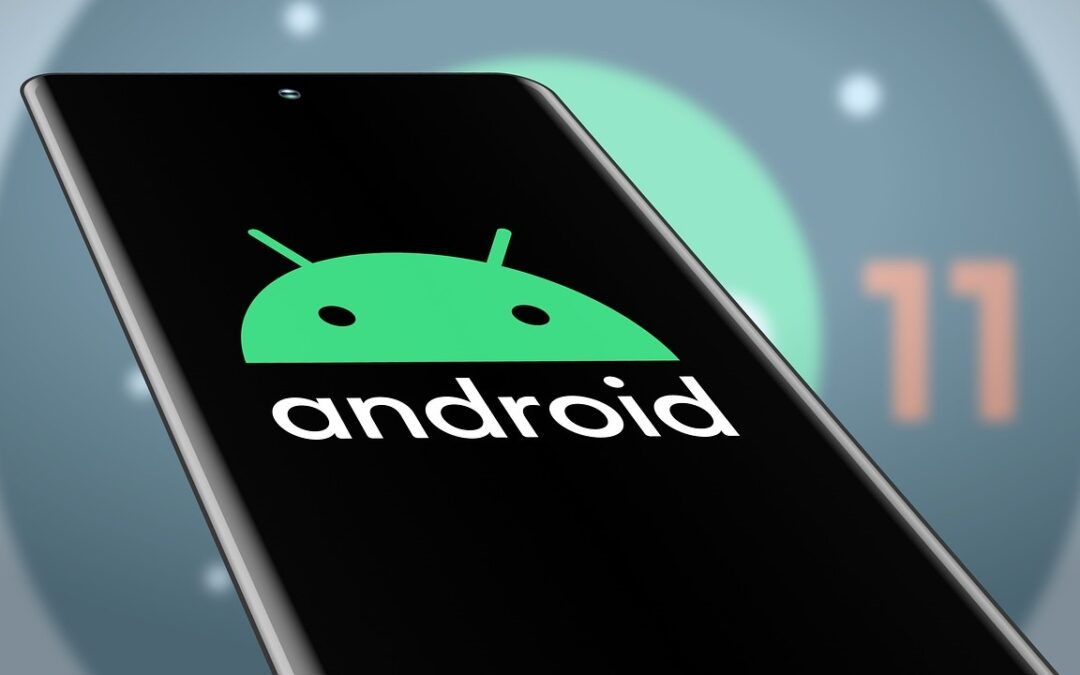 Android 11 TechyRobo