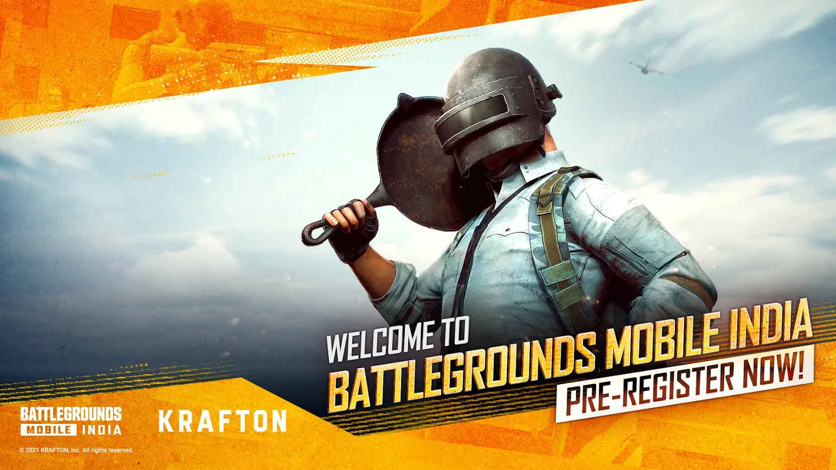 Battleground Mobile India Features
